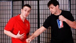 How to Do Gang Sau aka Splitting Hand | Wing Chun