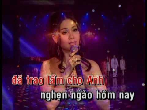 Cam Ly - Em Van Lam Tin Anh (Karaoke)