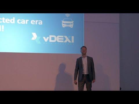 Startupbootcamp InsurTech Demo Day 2018 - vDEXI
