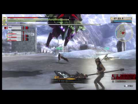 GOD EATER 2 RAGE BURST_20150906153131
