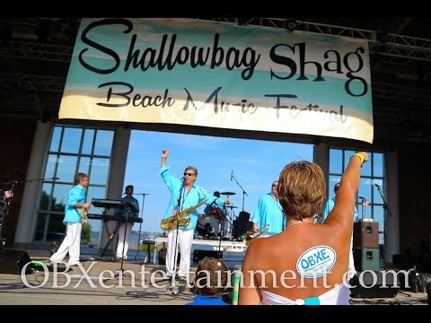 The Embers at Outer Banks Beach Music Festival 2014