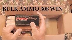 Bulk Ammo Order  308