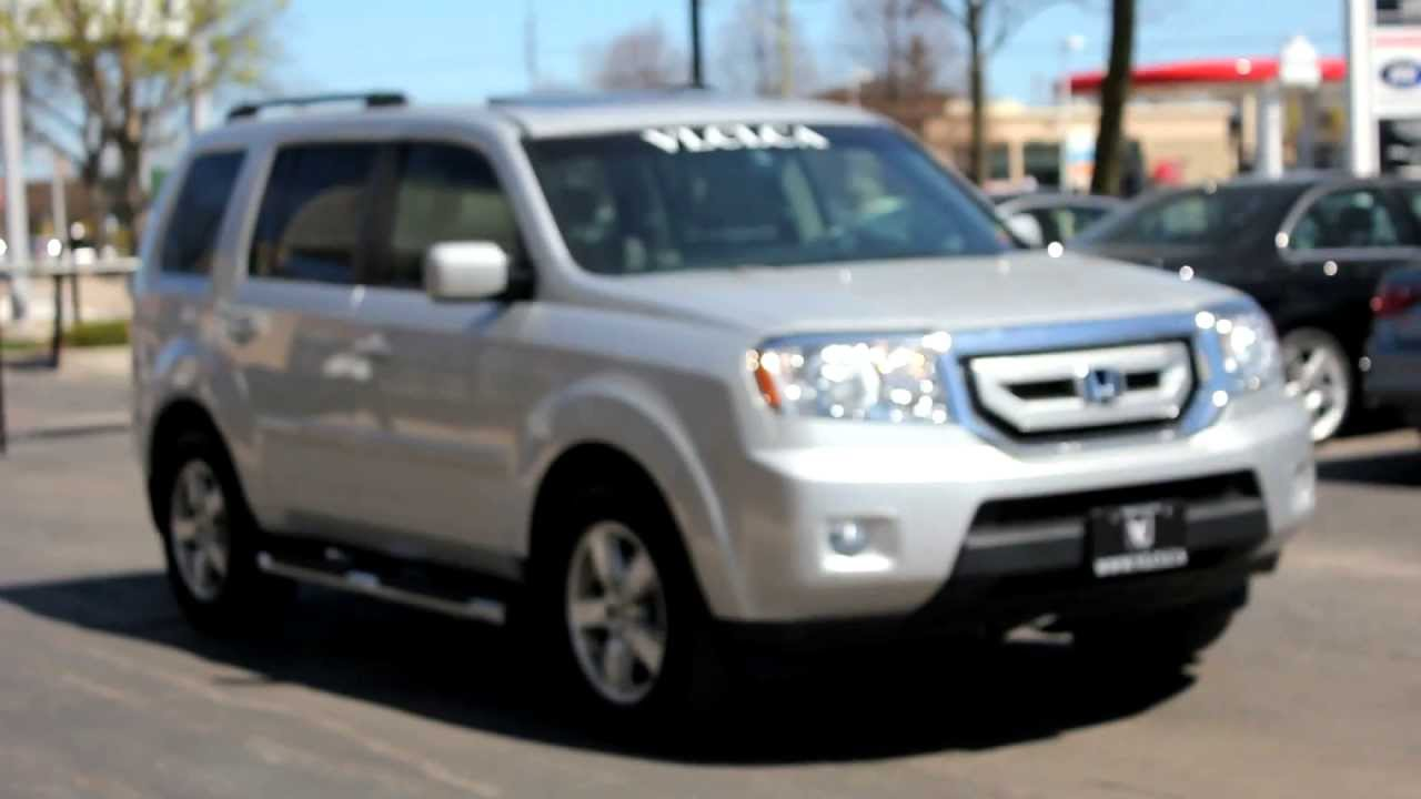 2009 Honda Pilot 4WD In Review   Village Luxury Cars Toronto