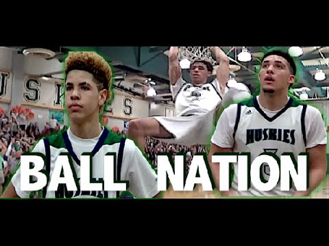 Ball Nation : #1 in the nation Chino Hills Hoops : Ball Brothers (CA) UTR Mix Tape