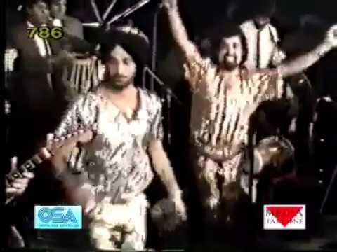 Golden Star malkit Singh Rare Performance in 1989   Must Watch