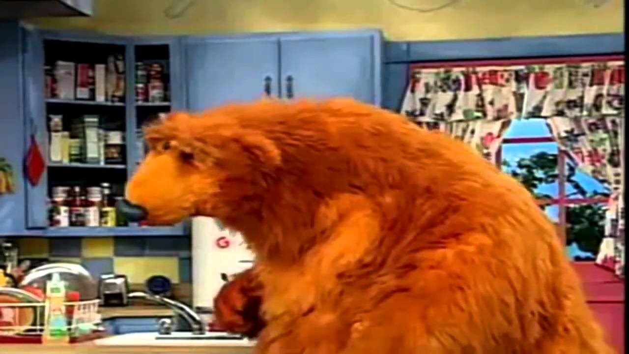 Bear in the Big Blue House - Friends For Life - YouTube