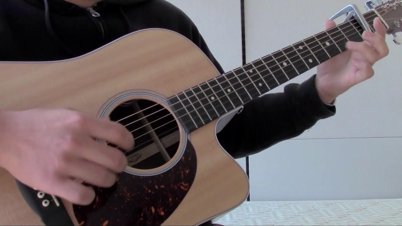 Koi hoshino gen guitar fingerstyle youtube for Koi hoshino gen
