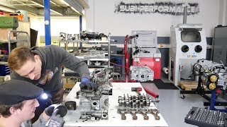 Boxer-Engine disassembly after 4 years Full Throttle l build race destroy repeat