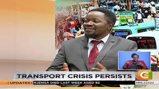 NEWS NIGHT | Public transport crisis