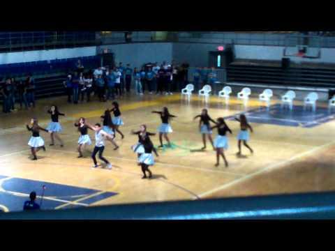 Baile delà escuela Jose Rojas Cortes De Orocovis
