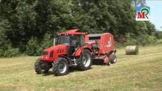 █▬█ █ ▀█▀⚽ MASTER ⚽ Żniwa / kiszonka ⚽ ciągniki maszyny rolnicze Biało - Czerwoni