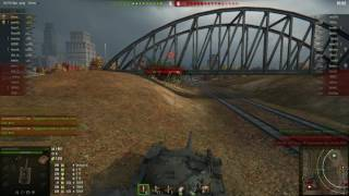 Т-54: Затащил на третью отметку. Хайвей