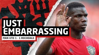 Just An Absolute Embarrassment.   United Review