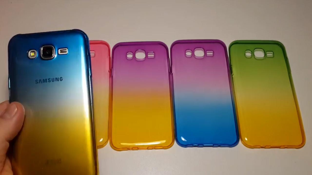 Чехол Samsung Galaxy J5 Prime CaseGuru Ulitmate Case Ruby Red 95483
