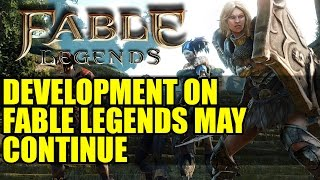 Development on Fable Legends May Just Continue, According to Sources