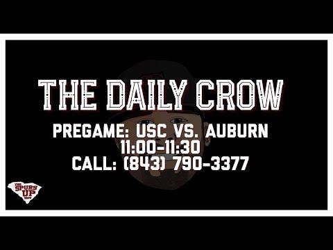 THE DAILY CROW   PREGAME: USC vs. Auburn