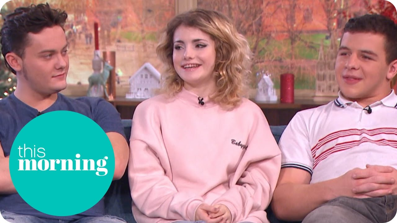 the outnumbered children all grown up this morning youtube