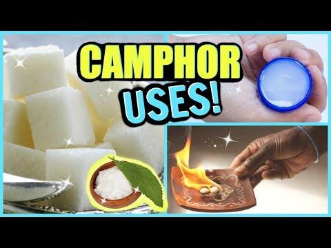 Uses Of Camphor Balls