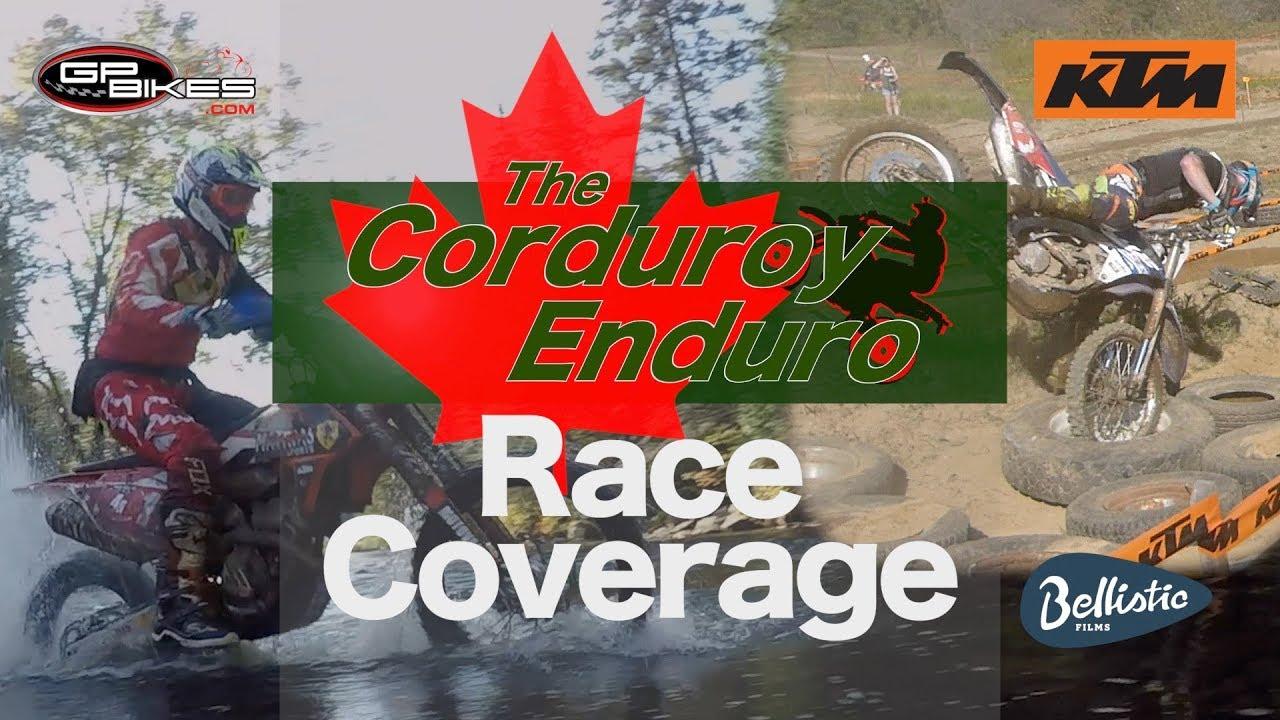 Corduroy Enduro Full Race Coverage 2017