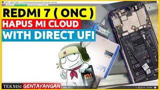 Hapus Micloud Mi Account Xiaomi Redmi 7 Onc With Direct Ufi Method Youtube