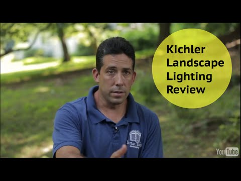 Kichler Landscape Lighting Review YouTube