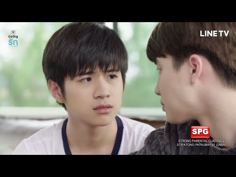 TIN AND CAN KISSING SCENE | LOVE BY CHANCE EP. 14 CUT