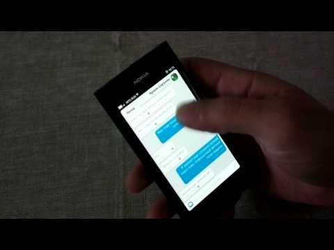 Whatsup for N9 (whatsapp client for MeeGo Harmattan)