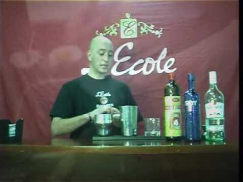 Vídeo Curso de bartender