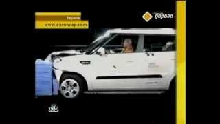 видео Рейтинг безопасности автомобилей