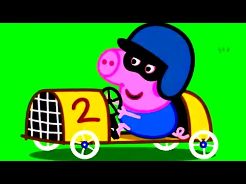 Peppa Pig Full Episodes | Chitty Chitty Oink Oink | Kids Videos