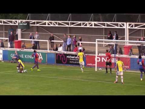 2016 08 08 Farnborough v Crystal Palace   Highlights