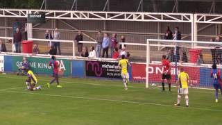 2016-08-08 | Farnborough vs Crystal Palace | Highlights