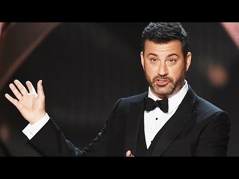 Jimmy Kimmel Takes on 'The People v. O.J. Simpson' and Donald Trump in Emmys Monologue