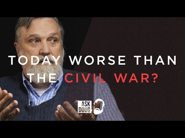 Race Issues Today vs Civil War / #AskDoug