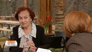sanda ţăranu şi daniela zeca buzura despre televiziunea română mic dejun cu un campion