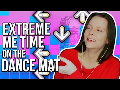 BREAKING a Hip on the Dance Mat! | Dancing Stage Disney's Rave