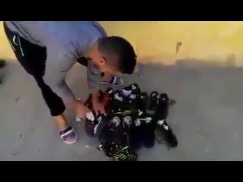 fbca0dad0  احذية نايك مكتوب عليها اسم الله - من كان له حداء واستكبر فليحذر غضب الجبار  - YouTube
