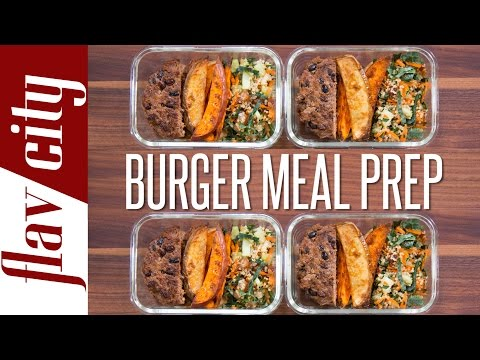 healthy-burger-meal-prep-–-easy-meal-prep-recipes