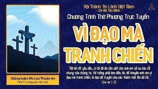 HTTL TÂN MINH - Chương Trình Thờ Phượng Chúa - 20/06/2021