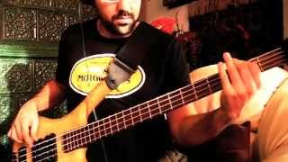 RATM - Fistful of steel - Bass Cover