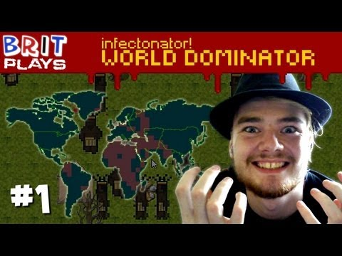 There Were No SURVIVUUUUURRRS! - Part 1 - Infectonator! World Dominator - Let's Play!