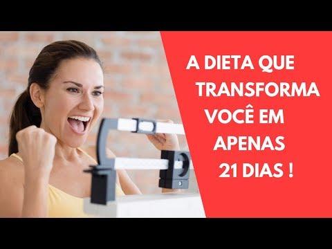 A TRANSFORMADORA DIETA DE 21 DIAS