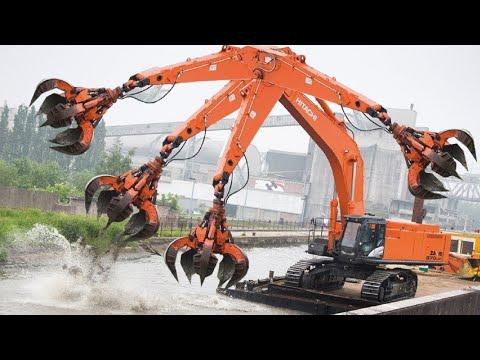 दुनिया की 5 सबसे बड़ी मशीन - Top 5 BIGGEST Machine / Vehicle In The World