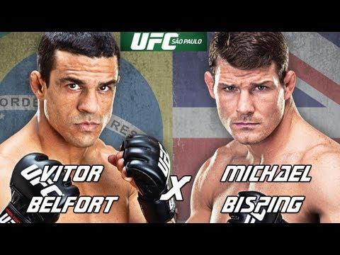 UFC São Paulo - Vitor Belfort x Michael Bisping