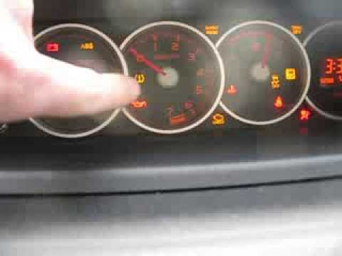 hqdefault how to reset the tire pressure warning on a scion xb youtube  at crackthecode.co