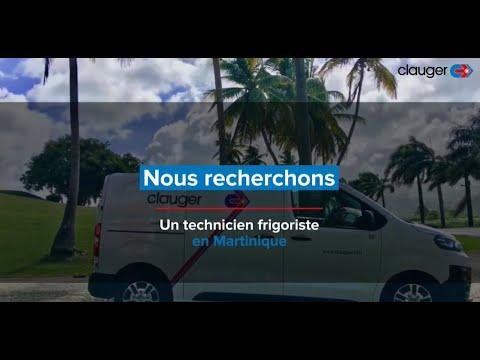 Bienvenue dans l'agence Clauger Martinique | Nous recrutons