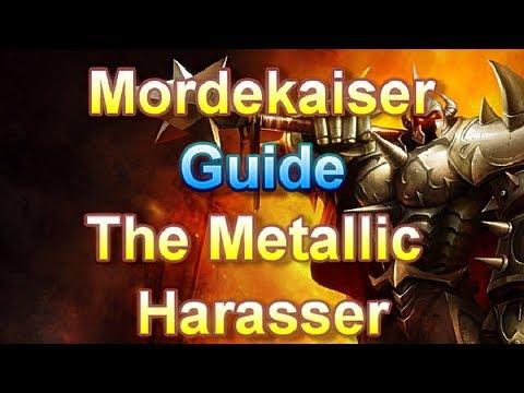 AP Mordekaiser Guide - The Metallic Harasser - League of Legends