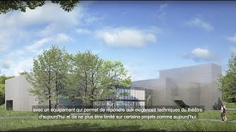 Théâtre de Vidy, Lausanne : projet de rénovation