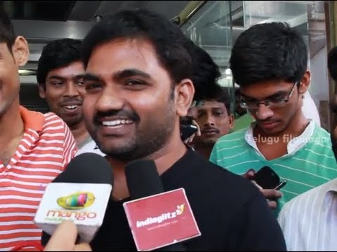 Celeb Response - Power Star Pawan Kalyan's Movie Attarintiki Daredi - Samantha, Pranitha | AD Travel Video