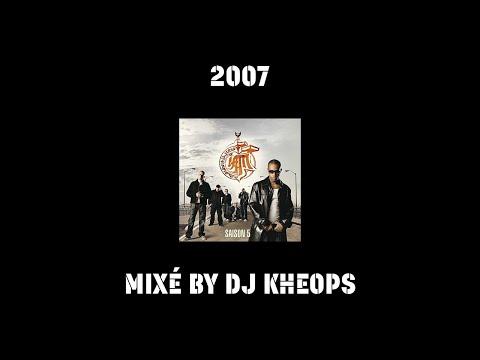 Youtube: IAM –  Saison 5 – Mix by DJ Kheops